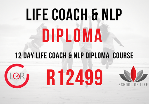 Life Coach & NLP Diploma Course - Barry Schutte Success Academy